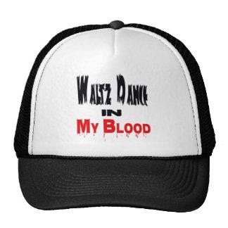 Waltz Dance In Blood Mesh Hats