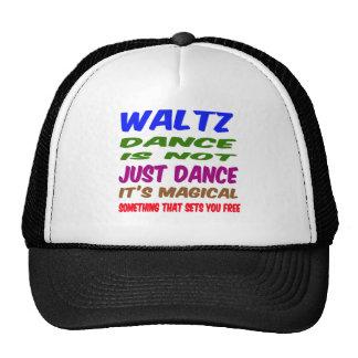 Waltz Dance is not just dance It's magical Hat