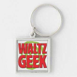 Waltz Geek Keychains