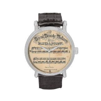 Waltz Music Watch