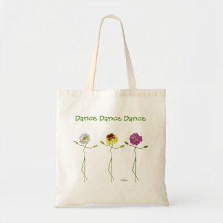 Waltz of the Flowers Dance Bag