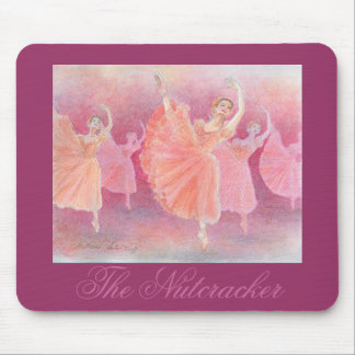 Waltz of the Flowers Mousepad (customizable)