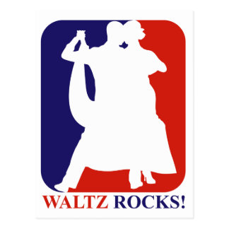 waltz Rock Post Cards