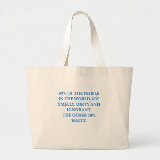 waltzing bags