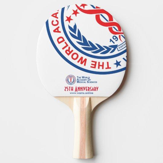 WAMS Ping Pong Paddle