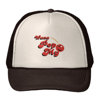 Wana Pop My Cheery Hats