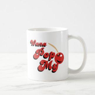 Wana Pop My Cheery Coffee Mug