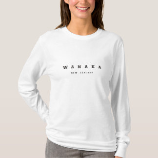 Wanaka New Zealand T-Shirt