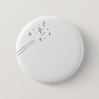 Wand 6 Cm Round Badge