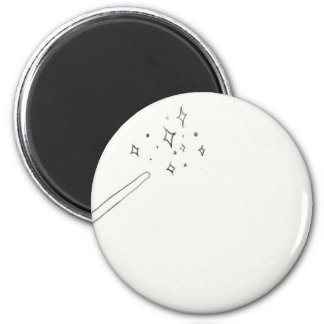 Wand 6 Cm Round Magnet