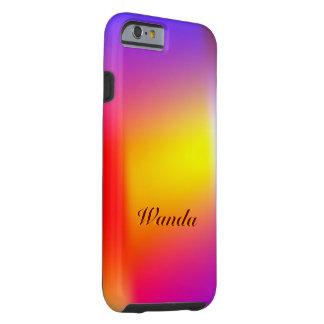 Wanda Multicolor Tough iPhone 6 case