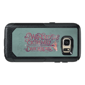 Wanded And Extremely Dangerous Graphic - Pink OtterBox Samsung Galaxy S7 Case