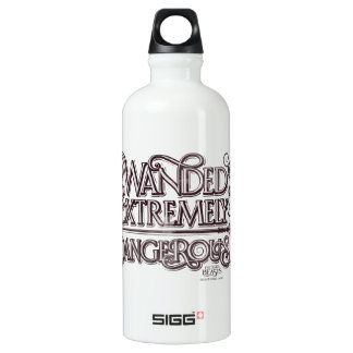 Wanded And Extremely Dangerous Graphic - White SIGG Traveller 0.6L Water Bottle