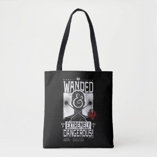 Wanded & Extremely Dangerous Wanted Poster - White Tote Bag