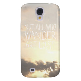 Wander Dawn dusk sky landscape clouds nature photo Galaxy S4 Case