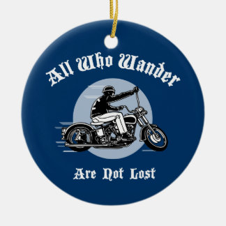 Wander Lost Christmas Ornament