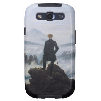 Wanderer above the Sea of Fog Galaxy SIII Cases