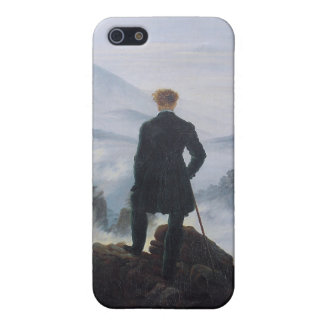 Wanderer above the Sea of Fog Case For iPhone 5/5S