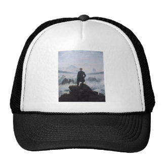 Wanderer above the Sea of Fog Trucker Hats