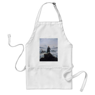 Wanderer above the Sea of Fog Standard Apron