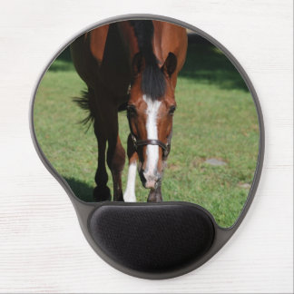 Wandering American Quarter Horse Gel Mouse Pad