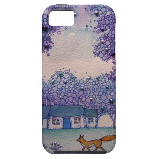 Wandering Fox iPhone 5 Cover