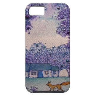 Wandering Fox Tough iPhone 5 Case