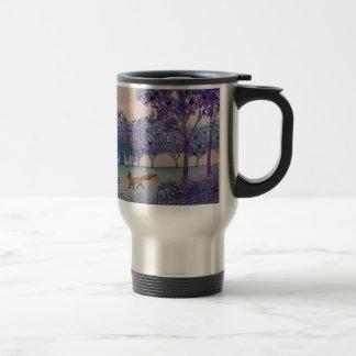 Wandering Fox Travel Mug