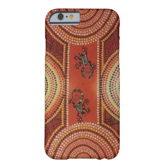 Wandering Geckos Barely There iPhone 6 Case