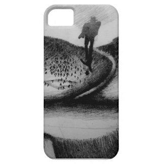 Wandering Man iPhone 5 Cases