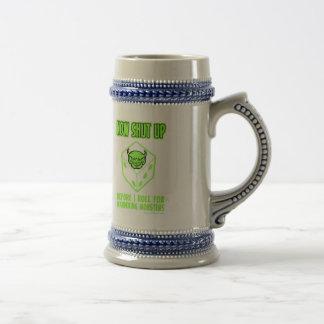 Wandering Monsters Stein Coffee Mug