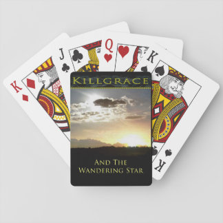 Wandering Star Cover playing cards
