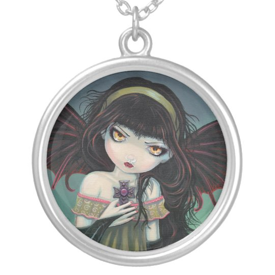 Wandering Vampire Fairy Necklace