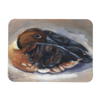 Wandering Whistling Duck Magnet