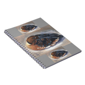 Wandering Whistling Duck Notebook