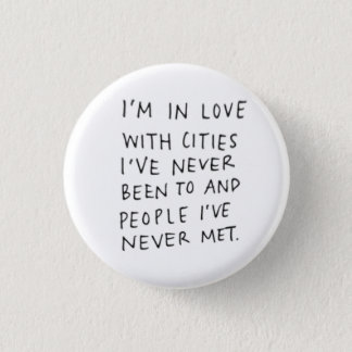Wanderlust Button