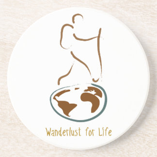 Wanderlust for Life Coaster