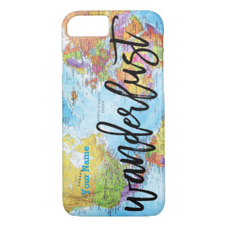 Wanderlust Phone Case