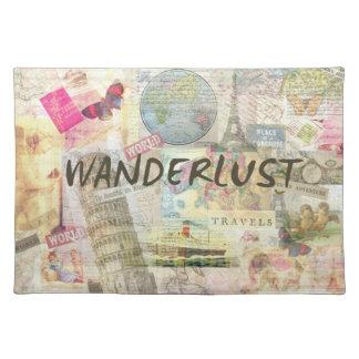 Wanderlust Placemat