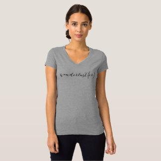Wanderlust Tee Shirt