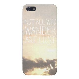 Wanderlust world traveler landscape clouds photo iPhone 5/5S cases