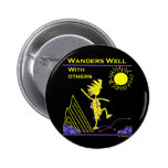 Wanders Well With Others Badges