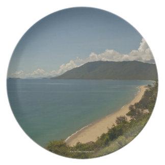 Wangetti  Breach from  Rex Lookout, near Plate