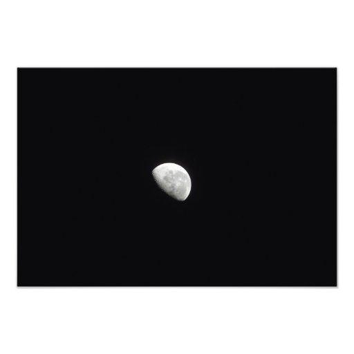 Waning Moon 2 Photo Print