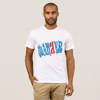 Wanker Gag Comedy T-Shirt
