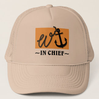 Wanker (w-anchor) hat
