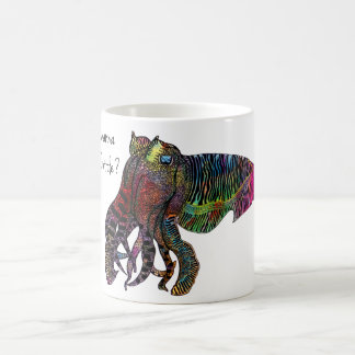 Wanna Cuttle? Coffee Mug