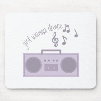 Wanna Dance Mousepad