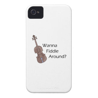 WANNA FIDDLE AROUND? Case-Mate iPhone 4 CASES