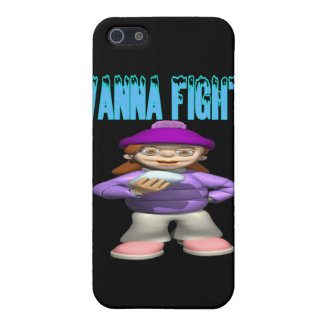 Wanna Fight Covers For iPhone 5